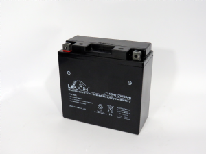Leoch YT14B4 / CT14B4 - AGM SEALED Motorcycle Battery